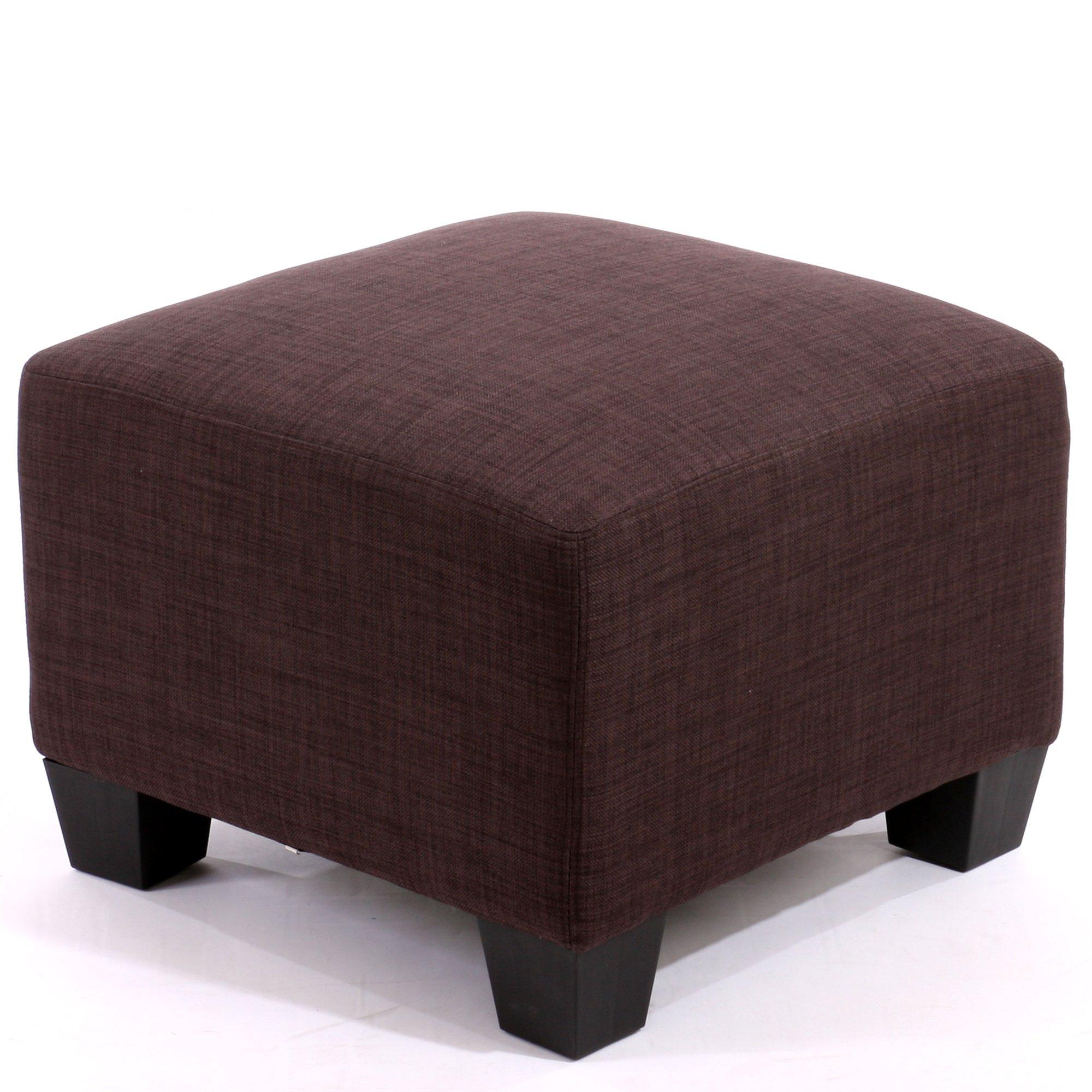 Sofa Modular LYON en 4 piezas + 1 Sillón auxiliar + Otomano, Gran ...