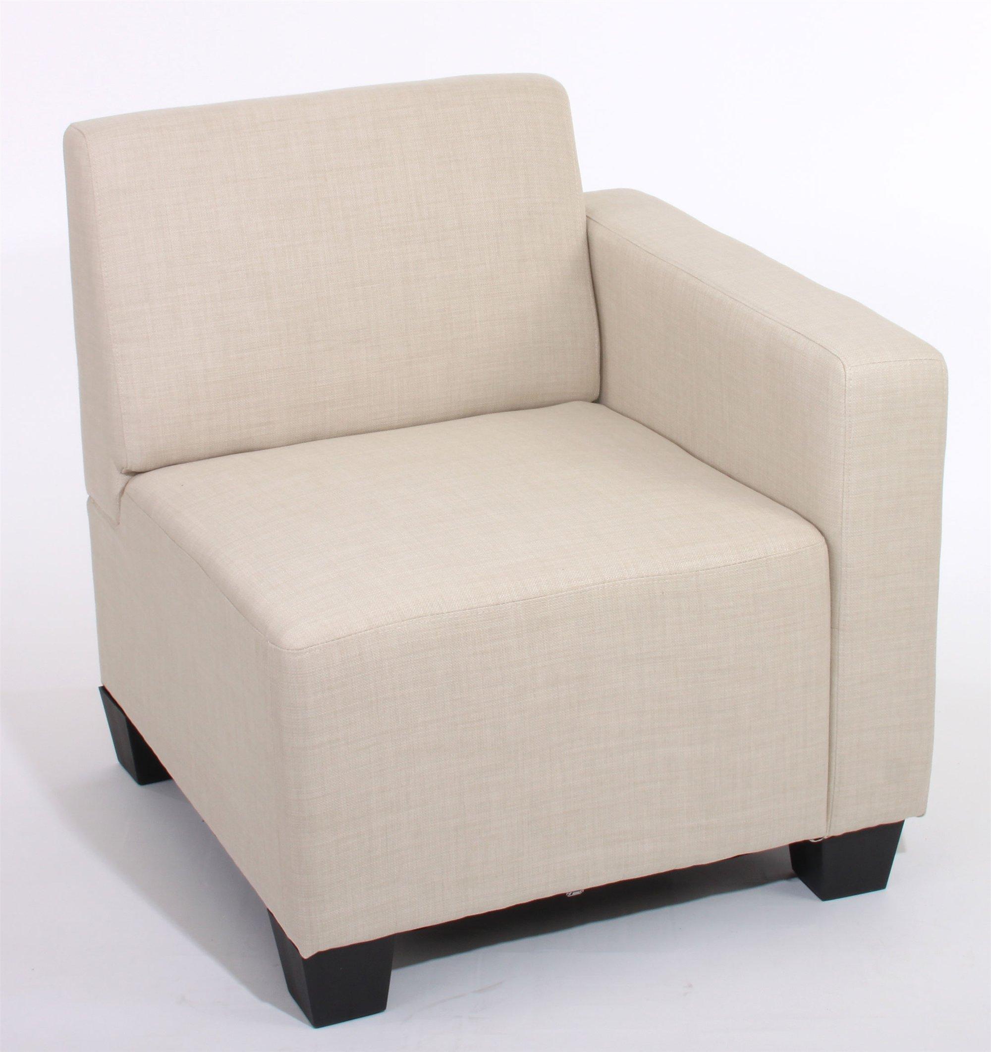 Sofa Modular LYON En 3 Piezas , Gran Acolchado, Tapizado