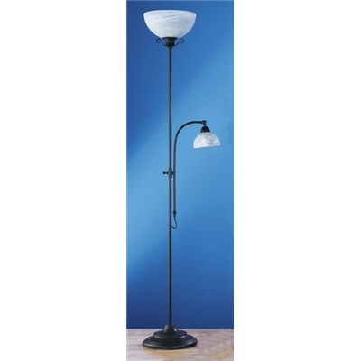 Lámpara de Pie TORCHIERE, diseño clásico
