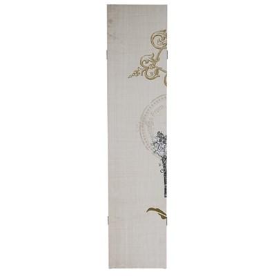 Biombo Decorativo BOUDOIR, Exquisito Diseño, En madera Maciza, 180x160cm
