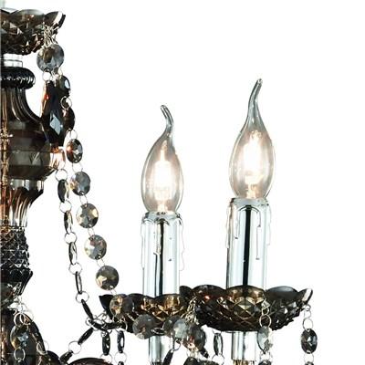 Lámpara de Araña Bonito Diseño, 5 bombillas, Majestuosa, única