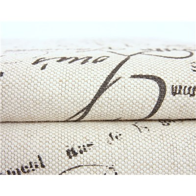 Banco con Baúl para Pie de Cama RENENS en tela acolchado, Letras Crema